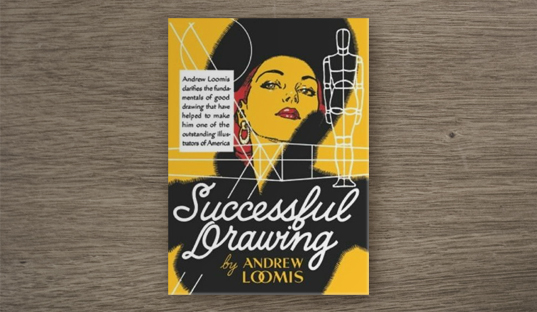 537x312 Book Review ~ Successful Drawing By Andrew Loomis Illustrator'S
