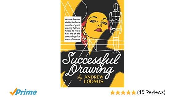 600x315 Successful Drawing Amazon.co.uk Andrew Loomis Books