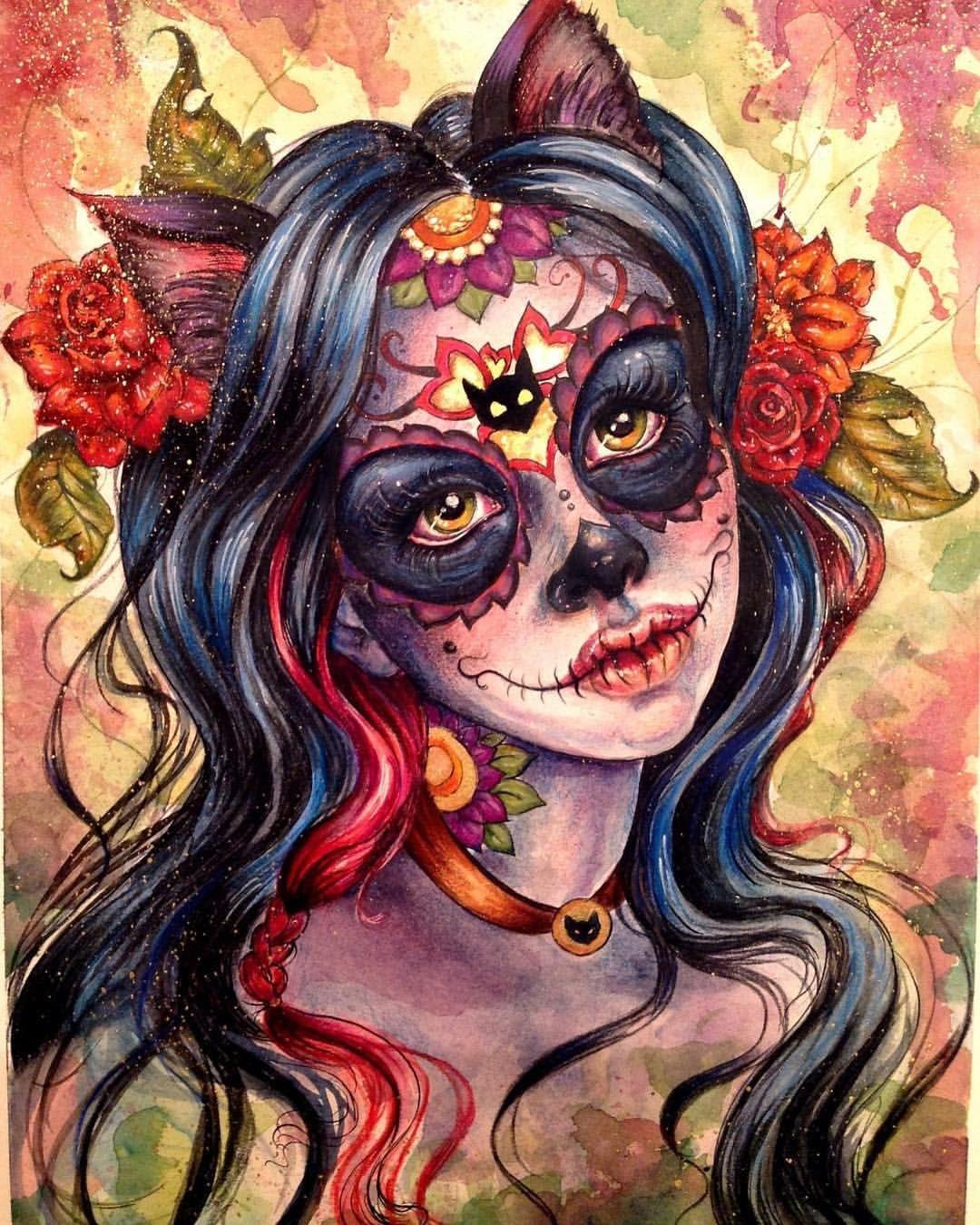 1080x1350 Source Beautiful Skull