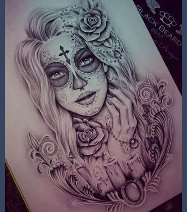 640x726 Tattoo Idea! Style Make Up Amp Such Tattoo, Tatting