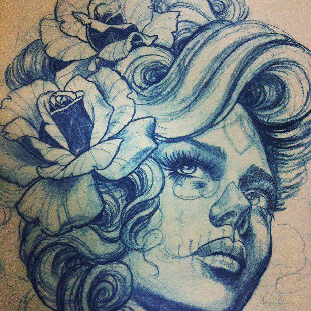 612x612 Teniele Sadd Tattoo Tattoos Tattoo, Tatting