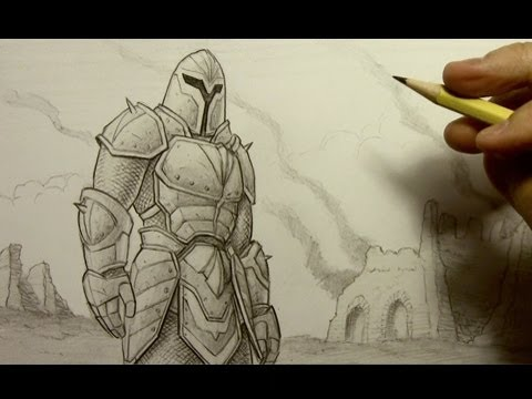 480x360 How To Draw Armor