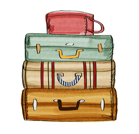 463x444 Image Result For Suitcase Clipart Pictures