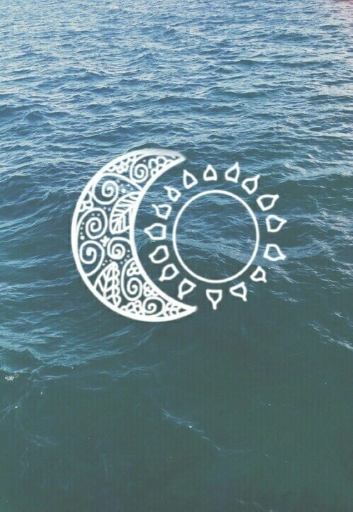 499x723 Image Result For Tumblr Sun And Moon Tumblr( Moon