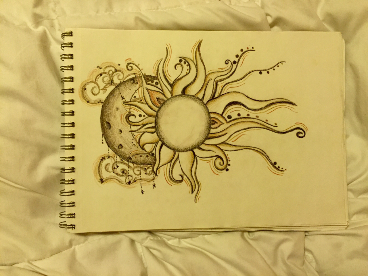 1280x960 Sun And Moon Mandala Tumblr Dibujos Moon Mandala