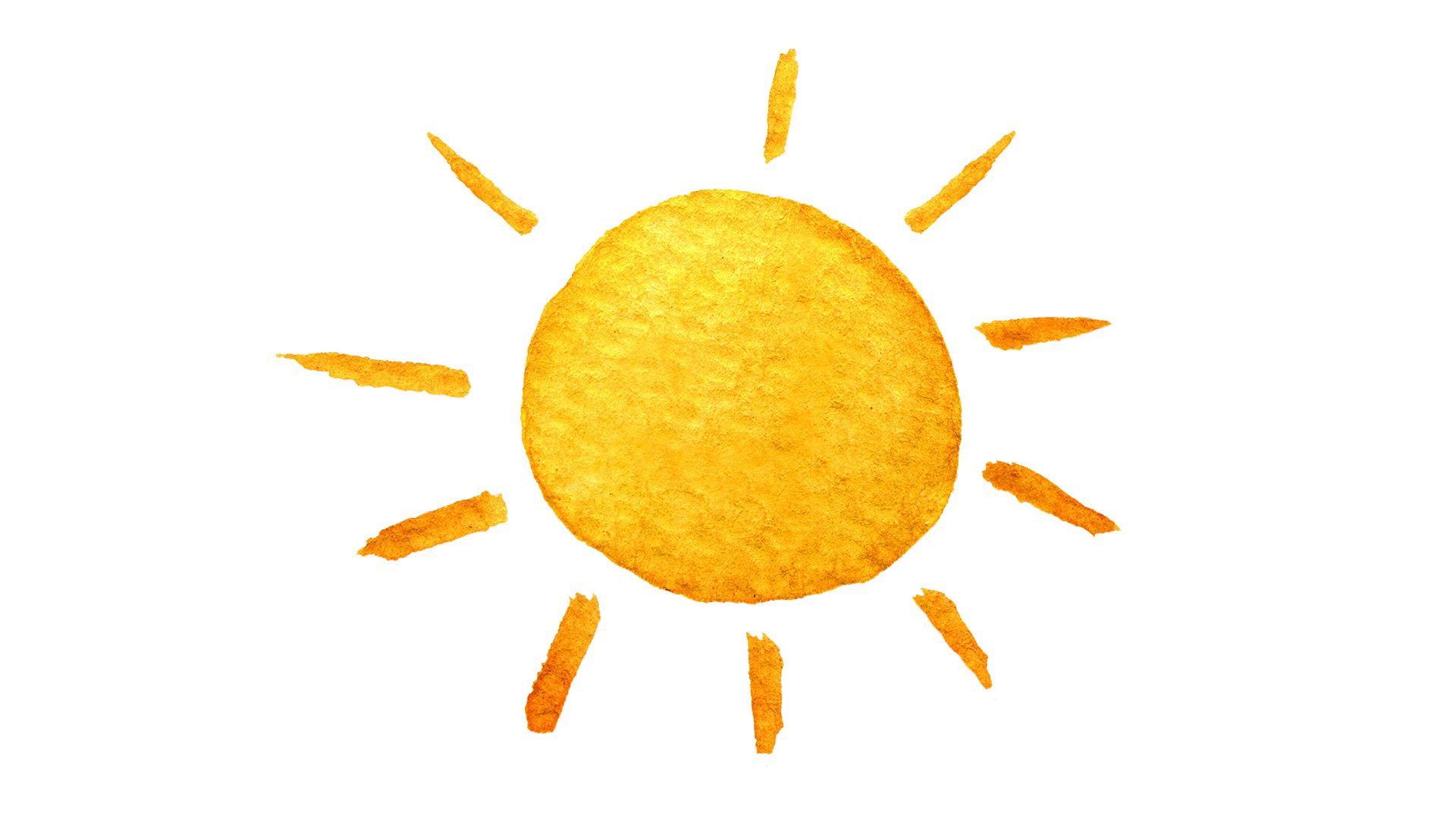 This is a picture of Eloquent Tiny Sun Drawing