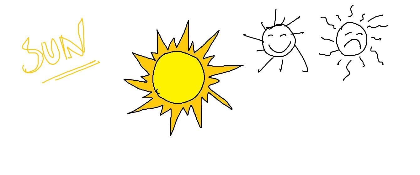 1339x557 Easy Kids Drawing Lessons How To Draw A Cartoon Sun