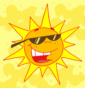 292x300 Free Sun Clipart Image 0521 1009 2213 0842 Weather Clipart