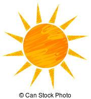 180x195 Sun Drawing Symbol. Sun Symbol Illustration Vector Illustration