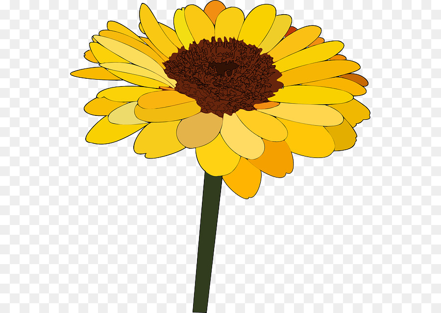 sunflower cartoon drawing at getdrawings com free for personal use rh getdrawings com sunflower cartoon black and white sunflowers cartoon games