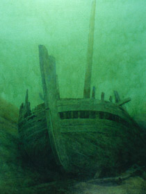 210x280 The Sunken Ships Of The Baltic Sea. Interpretation And Historical