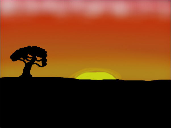 602x452 Savana Sunrise