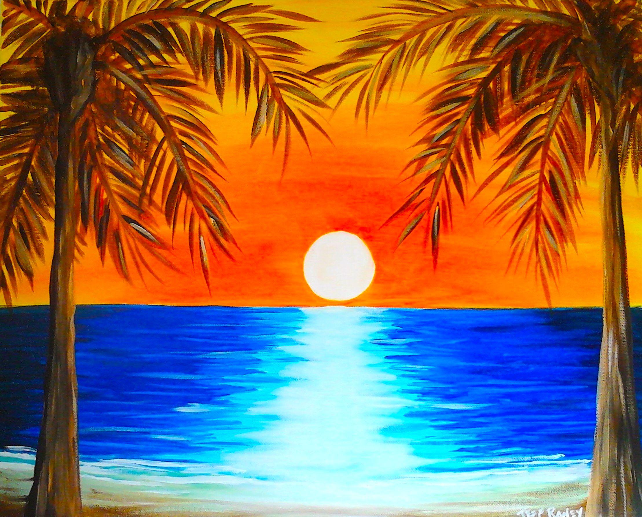 2218x1785 Tropical Sunrise