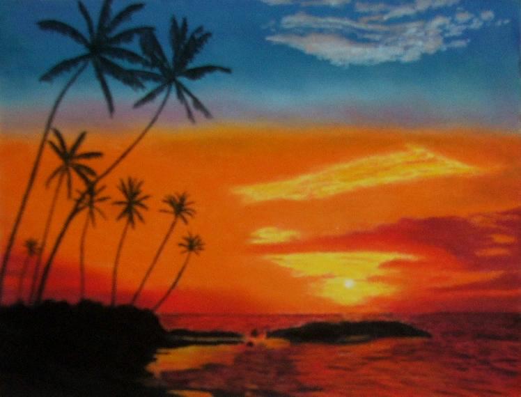 748x570 Tropical Sunrise By Pygar
