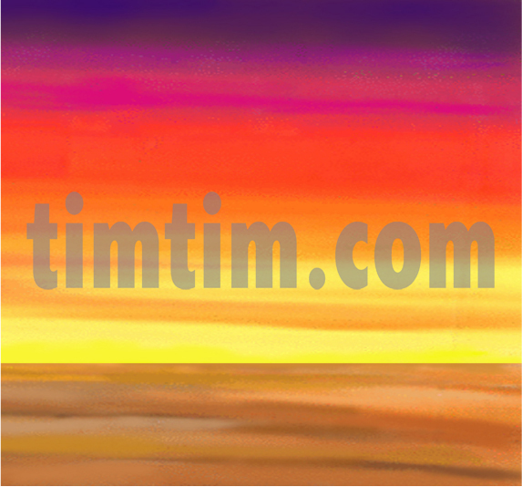 573x534 Free Drawing Of Desert Sunrise From The Category Backgrounds