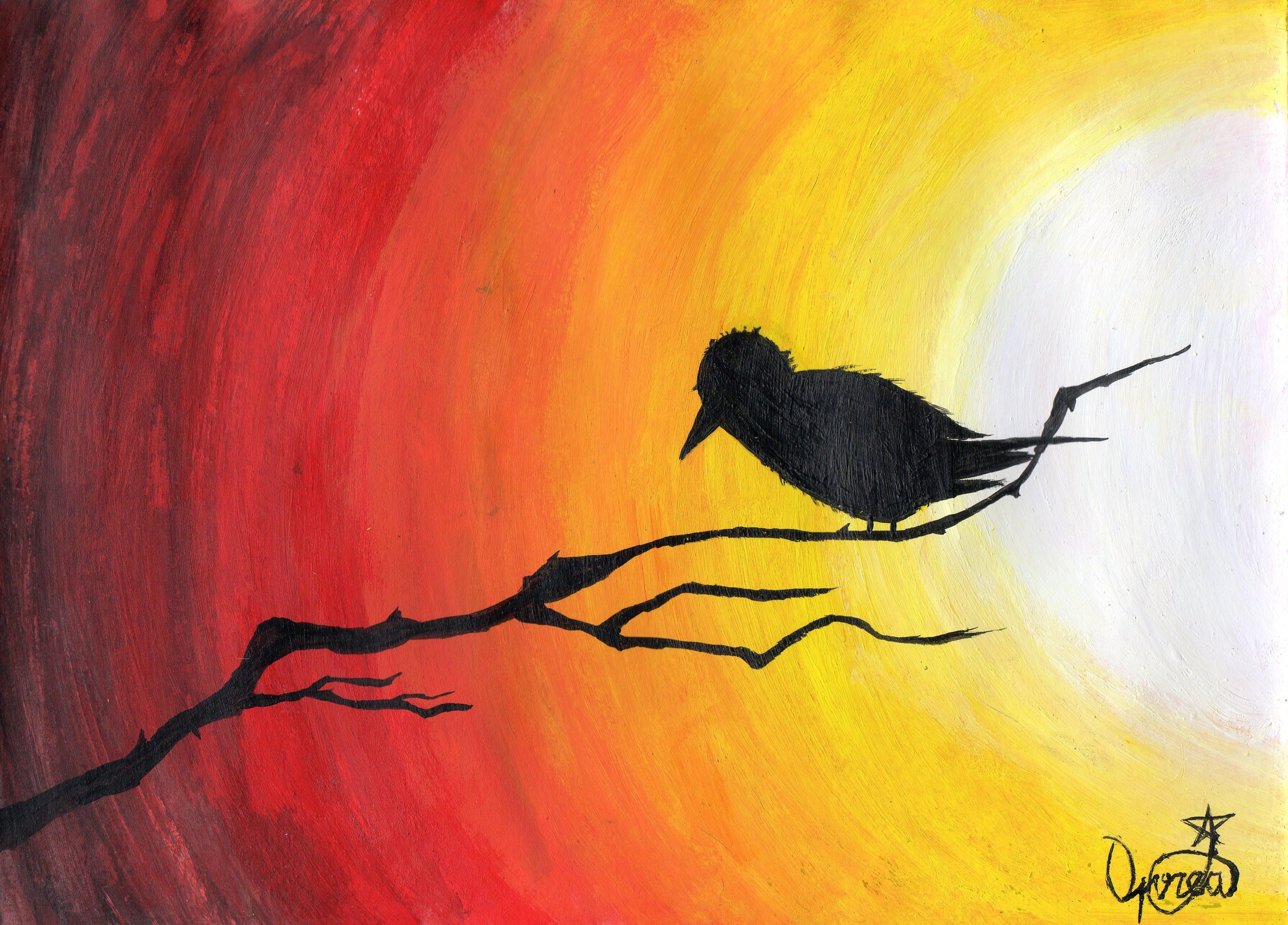 Sunset Drawing At Getdrawings