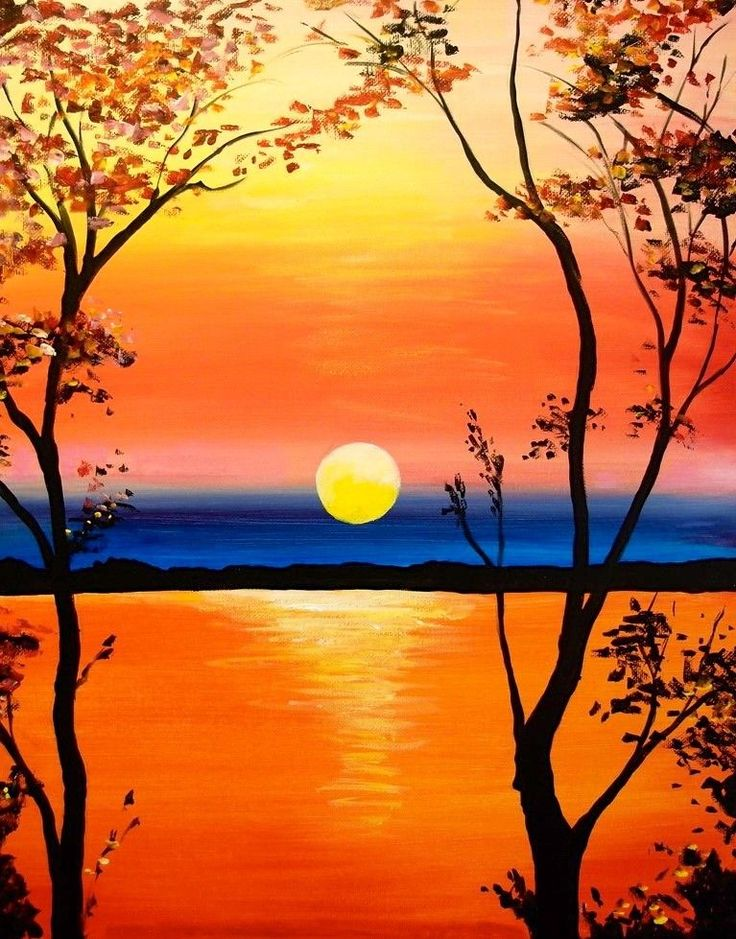 736x939 Photos Landscape Sunset To Draw,