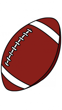 215x382 How To Draw A Football, American Superbowl, Easy Step By Step