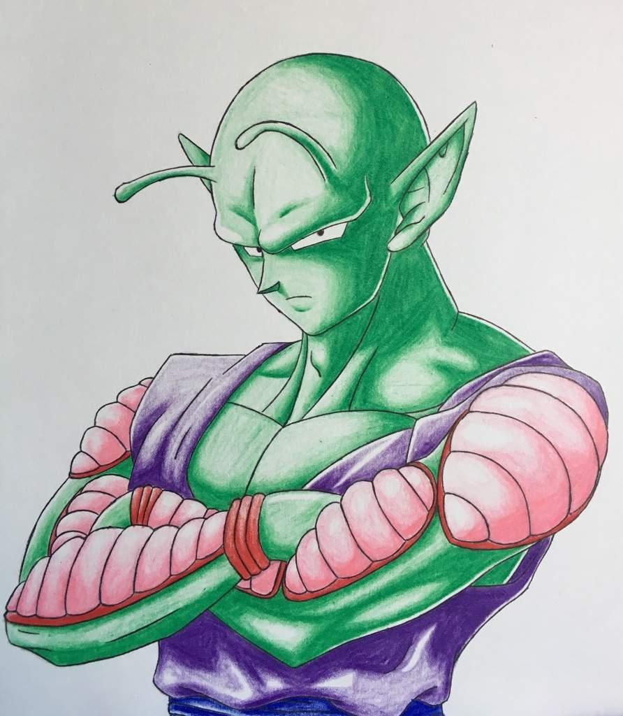 892x1024 Piccolo Drawing Dragonballz Amino
