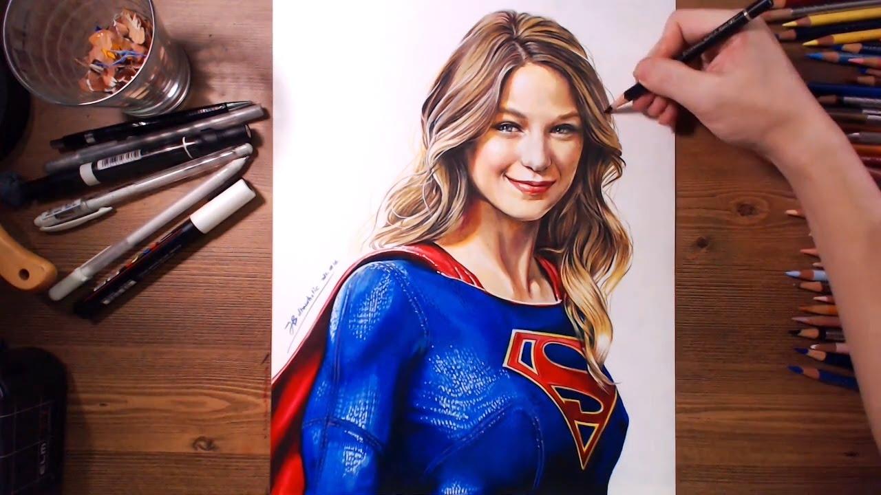 1280x720 Supergirl (Melissa Benoist)