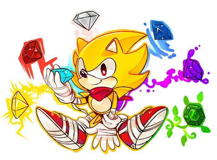 700x515 81 Best Super Sonic Images On Hedgehogs, Videogames