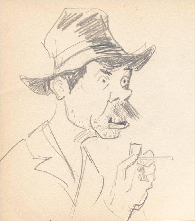 680x772 Cartoon Drawings