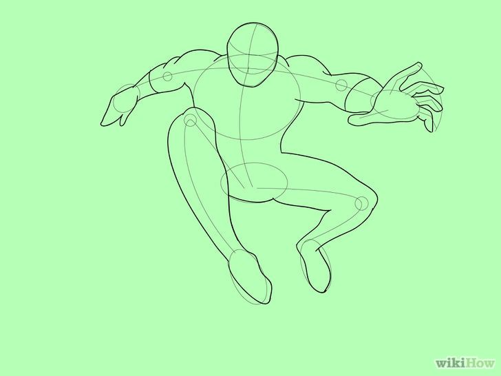 728x546 Photos How To Draw Superheroes Leanyone Who Can Hold The Pencil