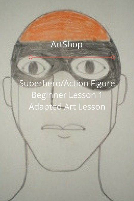 450x674 8 Best How To Draw Superheroaction Figures Projects And Ideas