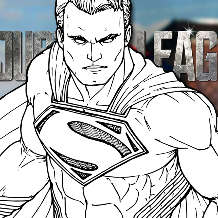 720x720 How To Draw SUPERMAN (Justice League) Drawing Tutorial Draw It, Too!