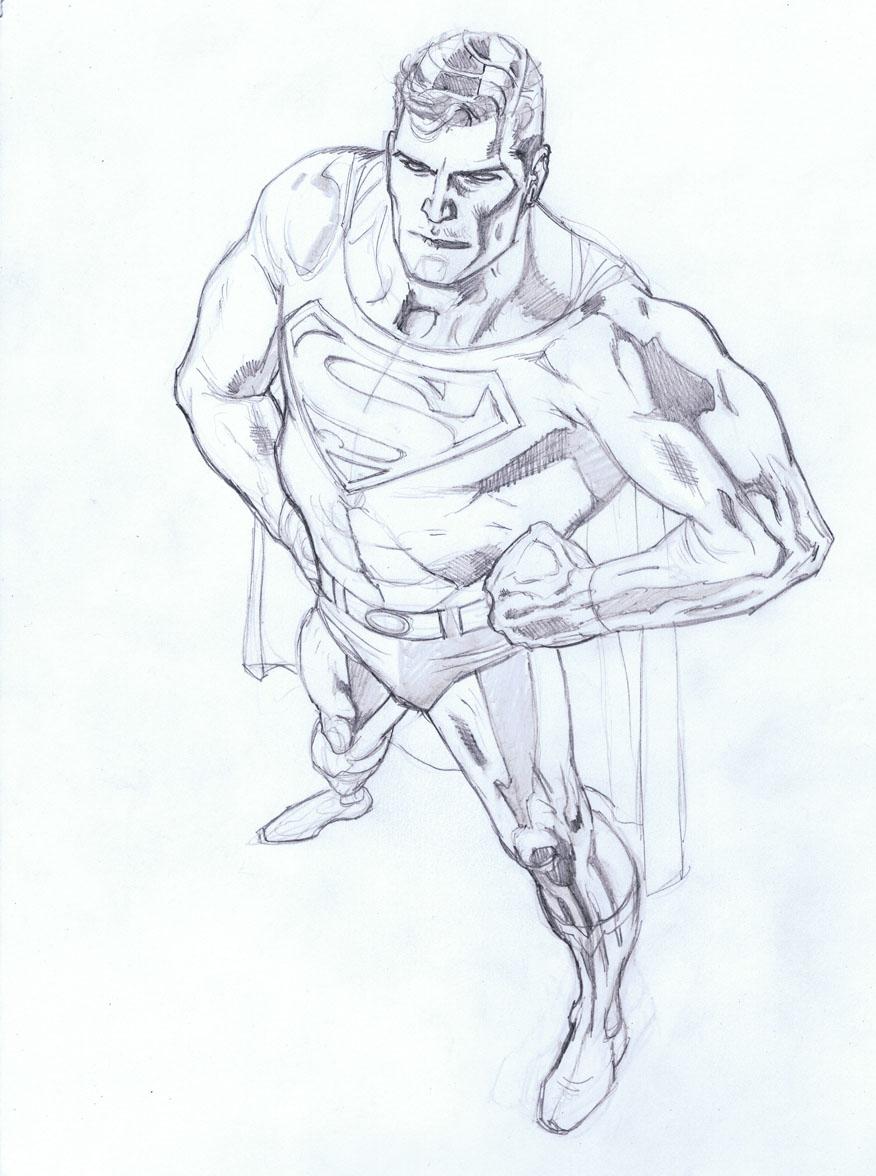 876x1176 Kevin Nowlan Superman