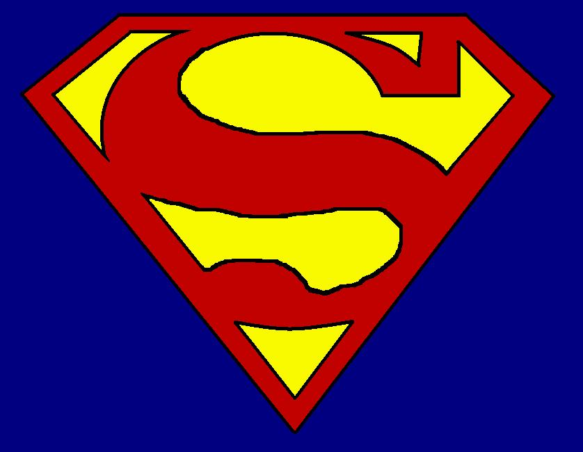 838x650 13 Best Photos Of Cool Superman Logo Drawing Tumblr