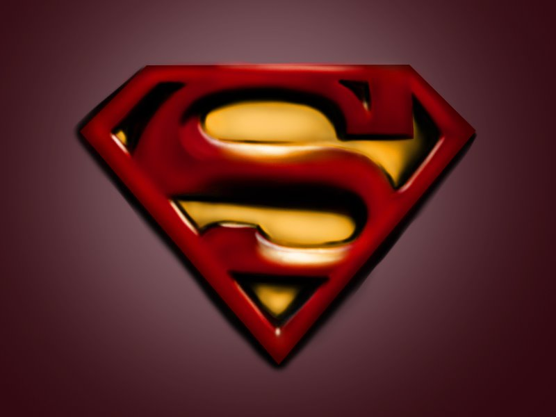 800x600 Learn How To Draw Superman Symbol (Superman) Step By Step