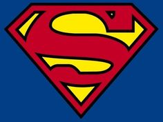 236x177 How To Draw The Superman Logo Superman Logo, Logos And Rock Painting
