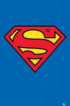 236x358 Sous Verre En Logo Superman Logos, Superman Logo