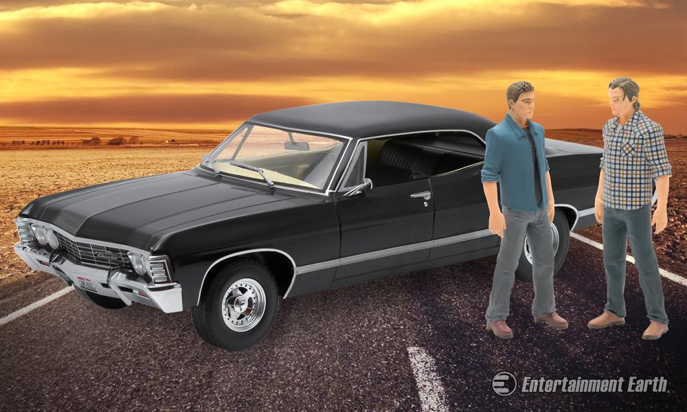 1000x600 Get Rolling With This Supernatural Die Cast Metal Vehicle