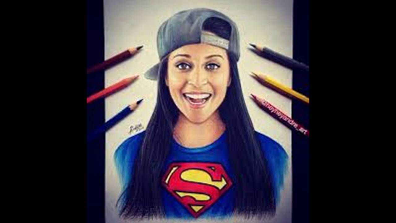 1280x720 How To Draw Iisuperwomanii !