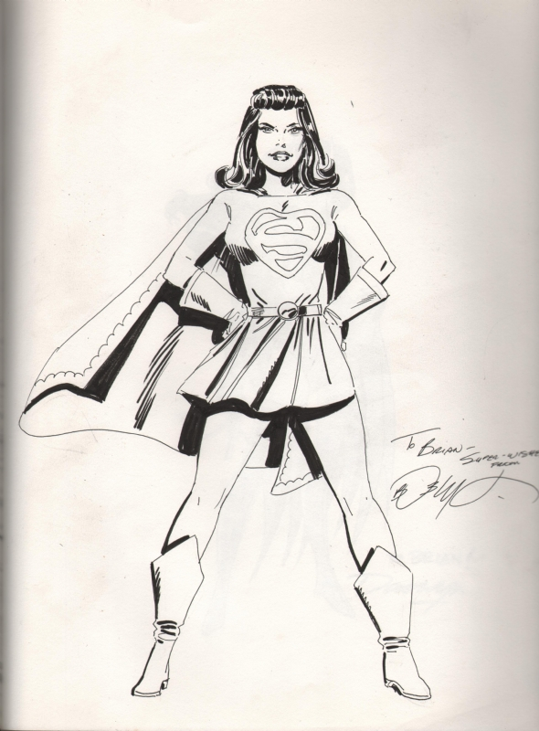 590x800 Layton, Bob Lois Lane As Superwoman From The 1940s, In Brian
