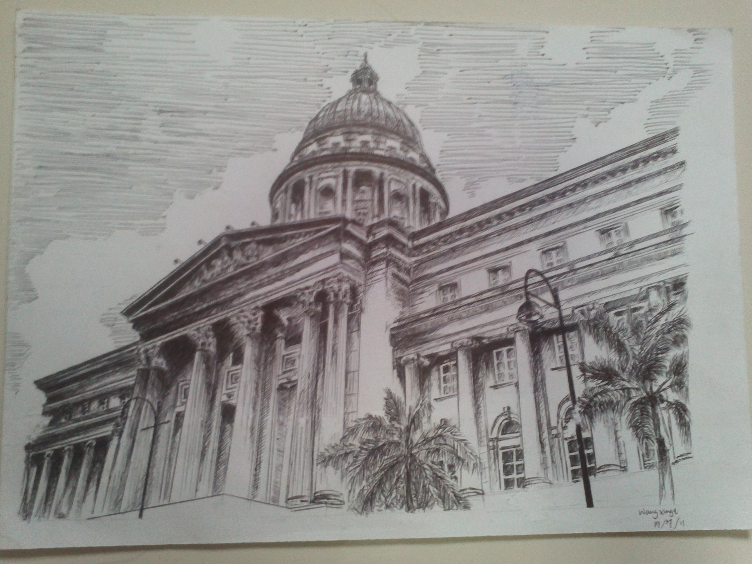 2592x1944 Singapore Supreme Court I Am Xinge ) I Draw People And Places!