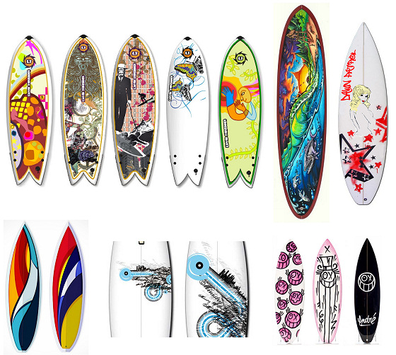 560x502 The Best Surfboard Painting Designs Ever