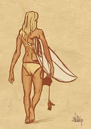189x266 Image Result For Surf Drawings Arte Surf And Drawings