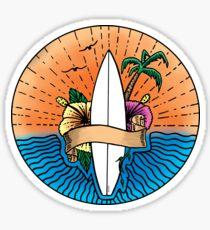 210x230 Surf Culture Drawing Stickers Redbubble