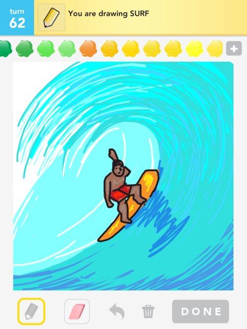 500x667 Surf Drawings