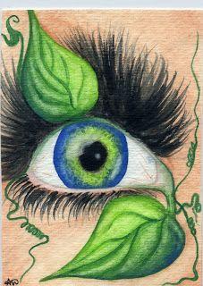 227x320 Surreal Eye Art