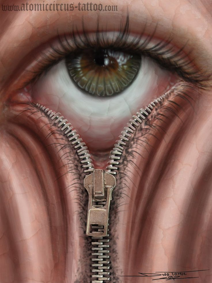 736x981 Surrealism Eyes