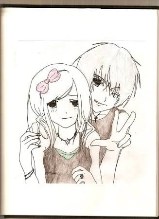 327x450 Image Result For Cute Couple Sketches To Draw Aarav
