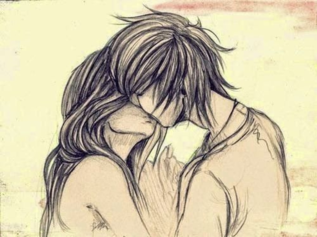 1200x900 Love Boys And Girl Kiss And Hug Drawing Images 264 Best Drawing