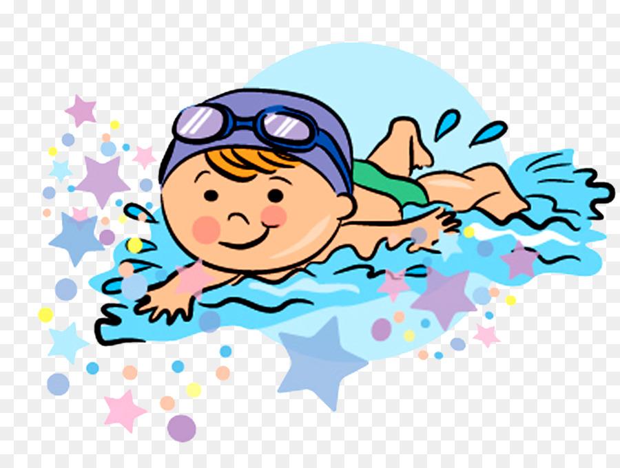 900x680 Swimming Drawing Clip Art