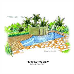 Swimming Pool Drawing at GetDrawings.com | Free for personal use ...