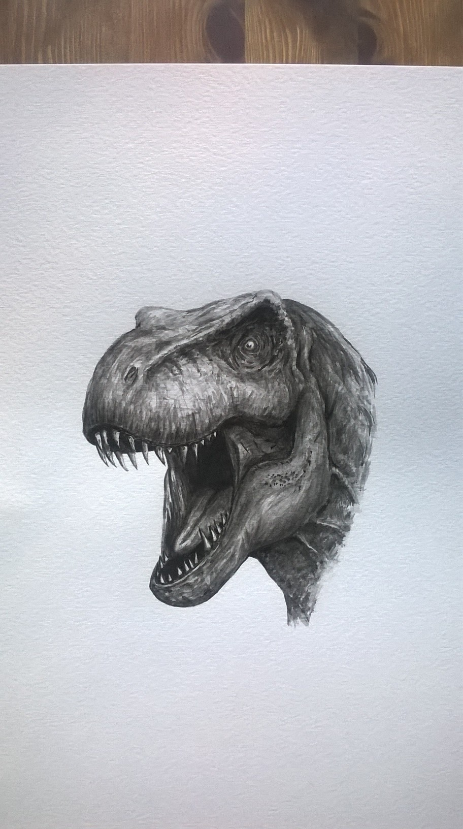 912x1632 Process Drawing T Rex Anson Aguirre Firth