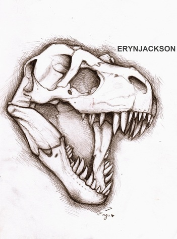 351x475 Dinosaur Head Sketch Dino Sketch Sketches
